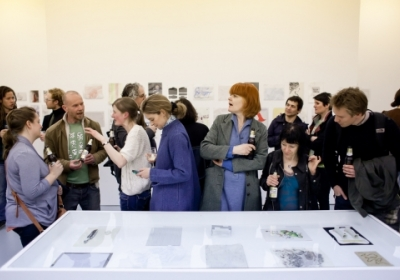 Drawing Biennial 2013 - Artists Party