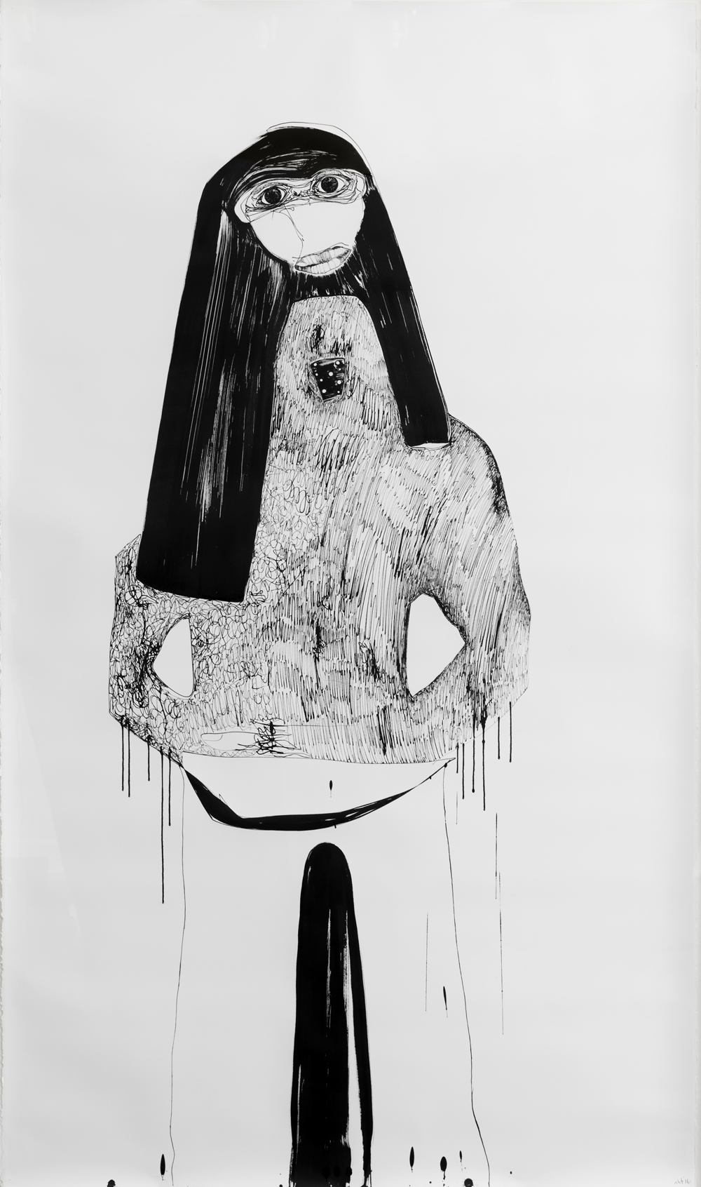 Nicola Tyson Beyond The Trace Exhibitions Drawing Room