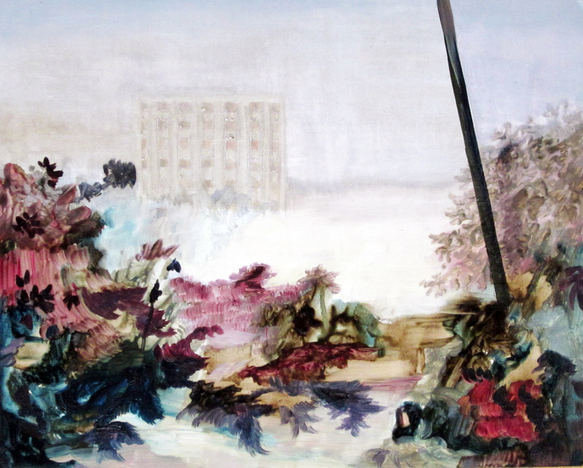 Rose Morris >> Signs of the City » Exhibitions » Drawing Room