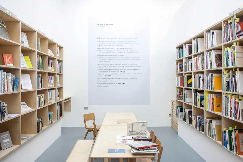 The Rules of the Library, 2013