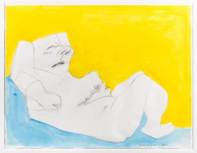 Woman in the Bed, 2002