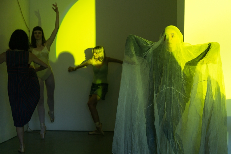 Previous performance of Witch Dance, 2012