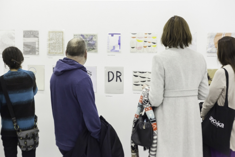 Drawing Biennial, 2015
