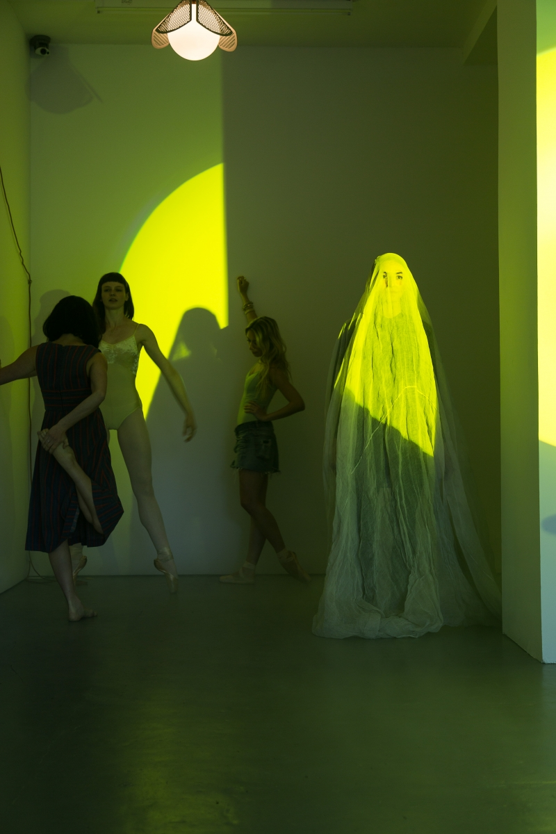 Witch Dance, 2012