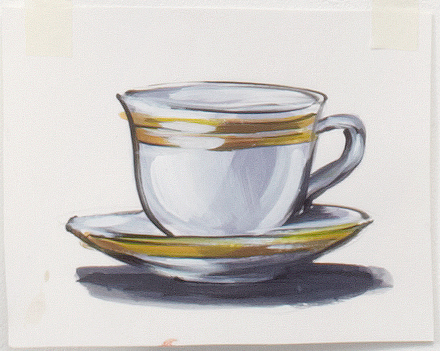 Cup And Saucer Tea Room