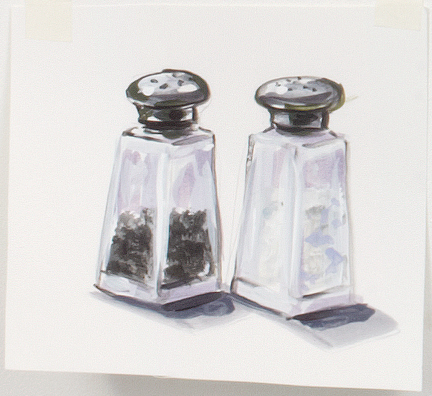 Salt and Pepper Shakers by Lisa Milroy » Shop » Drawing Room