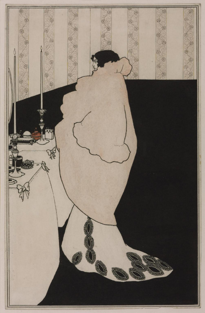 London Drawing Room: Private Tour Of Aubrey Beardsley